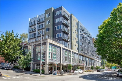 Seattle Condo/Townhouse For Sale: 2440 Western Ave #515