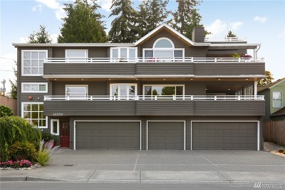 Shoreline Condo/Townhouse For Sale: 19238 15th Ave NW #2