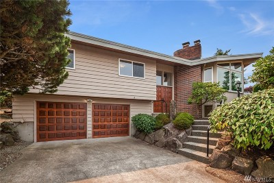 Edmonds Single Family Home For Sale: 1120 Edmonds St