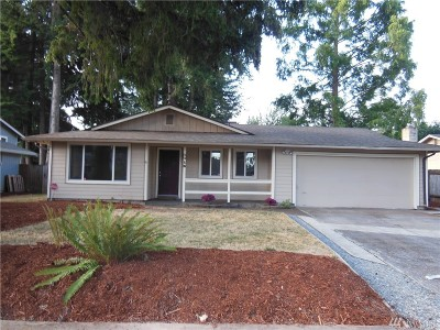 Tumwater Single Family Home For Sale: 1115 Middle St SE