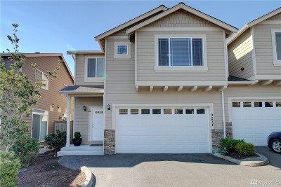 Lake Stevens Condo/Townhouse For Sale: 9224 11th Place NE #A