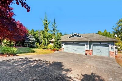 Lake Stevens Single Family Home For Sale: 11505 128th Dr NE