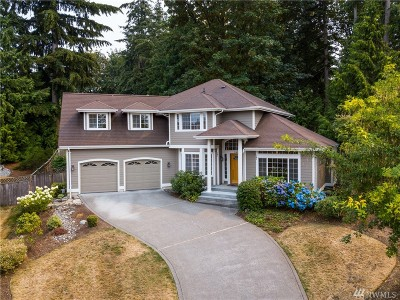 Bellingham Single Family Home For Sale: 2492 Autumnwood Ct