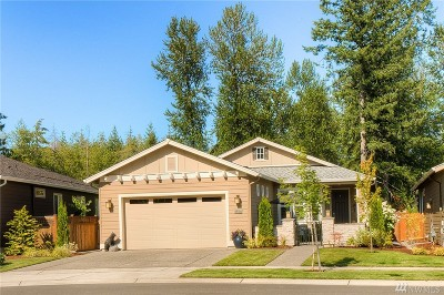 Bonney Lake Single Family Home For Sale: 18926 141st St E