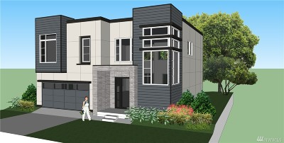 Seattle Residential Lots & Land For Sale: 6055 24th Ave S