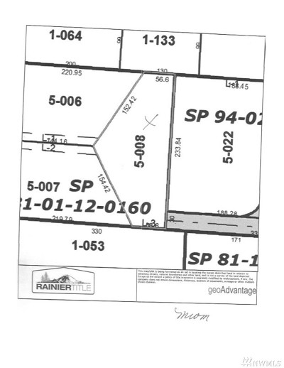 Tacoma Residential Lots & Land For Sale: 36th Ave E