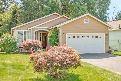 Puyallup Single Family Home For Sale: 8814 177th St E