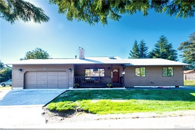 Maple Valley Single Family Home For Sale: 21673 SE 266th Place