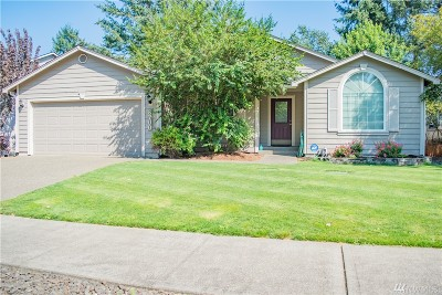 Lacey Single Family Home For Sale: 8700 Christa Dr NE