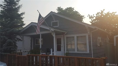 Tacoma Single Family Home For Sale: 8410 S Thompson Ave