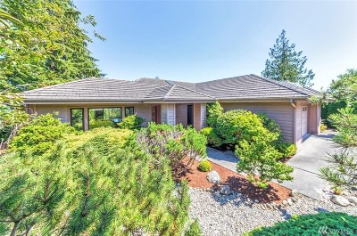 Port Ludlow Single Family Home For Sale: 575 Pioneer Drive