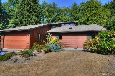 Tumwater Single Family Home For Sale: 2407 Tyndell Cir SW