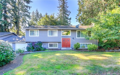 Lynnwood Single Family Home For Sale: 3802 177th Place SW