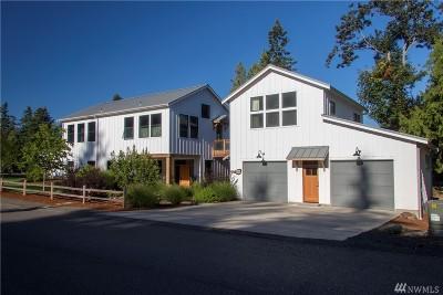 Bainbridge Island Single Family Home Pending: 589 Alder Ave NE