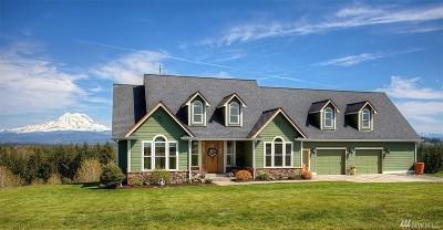 Roy Single Family Home For Sale: 2612 Cascade Dr E