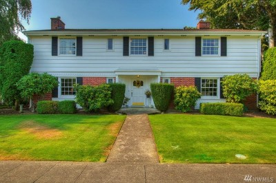 Enumclaw Single Family Home For Sale: 1532 Griffin Ave