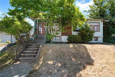 Bellingham Multi Family Home Sold: 1120 N Forest St