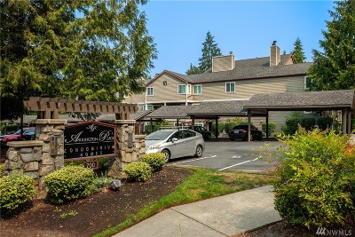 Issaquah Condo/Townhouse For Sale: 700 Front St S #B-105