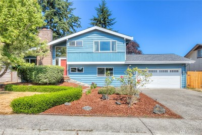 Federal Way Single Family Home For Sale: 3916 SW 317th St