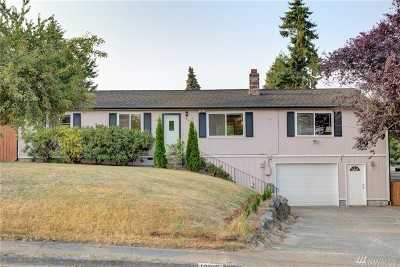 Renton Single Family Home For Sale: 12615 SE 167th St