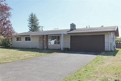 Tacoma Single Family Home For Sale: 1214 136th St E