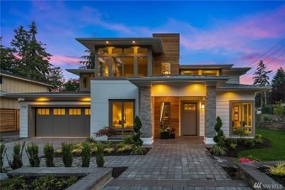 Kirkland Single Family Home For Sale: 9728 116th Ave NE