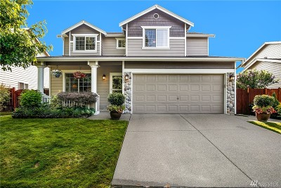 Bothell Single Family Home For Sale: 18025 28th Dr SE