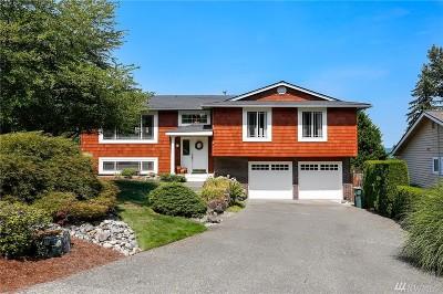Bellevue Single Family Home For Sale: 16912 NE 32nd St
