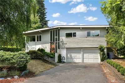 Bellevue Single Family Home For Sale: 16260 NE 2nd St