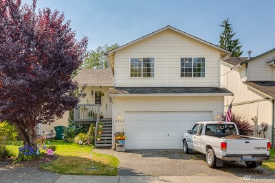 Lake Stevens Single Family Home For Sale: 8410 6th Place SE