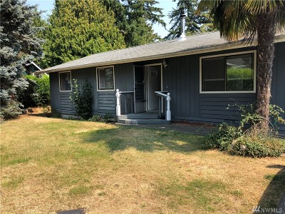 Port Orchard Single Family Home For Sale: 7175 E Crestwood Ct
