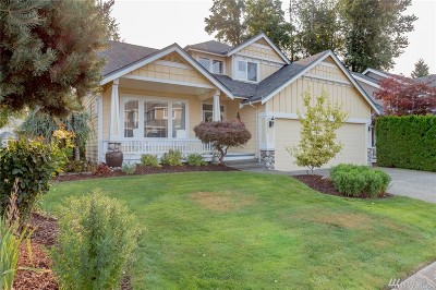 Renton Single Family Home For Sale: 18602 175th Ave SE