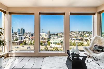 Seattle Condo/Townhouse For Sale: 308 E Republican St #502