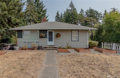 Burien Single Family Home For Sale: 11616 23rd Ave SW