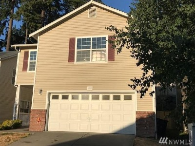 Bothell Condo/Townhouse For Sale: 17517 14th Dr SE