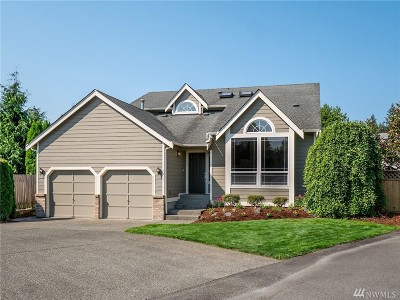 Renton Single Family Home For Sale: 4011 NE 18th St