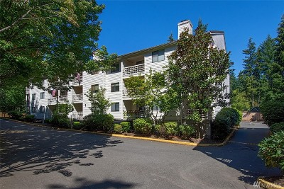 Shoreline Condo/Townhouse For Sale: 700 N 160th St #A108