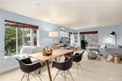 Seattle Condo/Townhouse For Sale: 1550 Eastlake Ave E #102