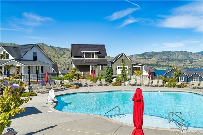 Chelan Single Family Home For Sale: 218 Jackrabbit Lane