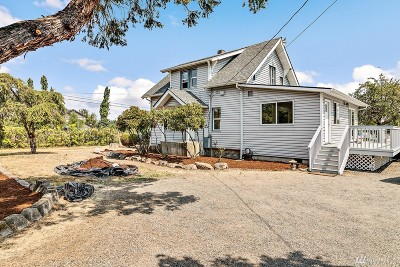 Tacoma Single Family Home For Sale: 12801 Golden Given Rd E