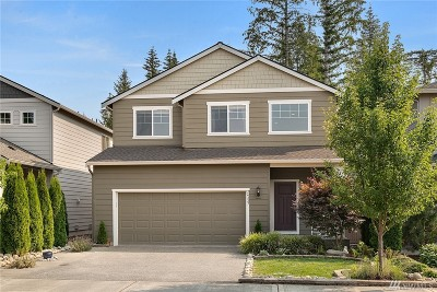 Maple Valley Single Family Home For Sale: 24227 SE 259th Ct