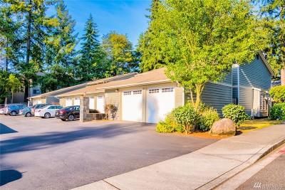 Bellevue Condo/Townhouse For Sale: 15406 NE 15th Place #C 12