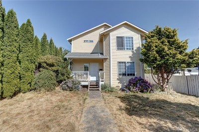 Bellingham Single Family Home For Sale: 2514 Cornwall Ave