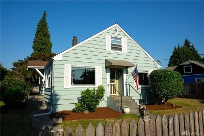 Snohomish Single Family Home For Sale: 410 Cypress Ave