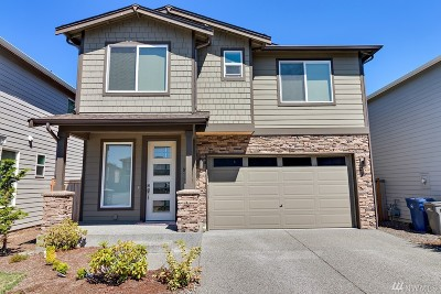 Lynnwood Single Family Home For Sale: 3725 133rd Place SW