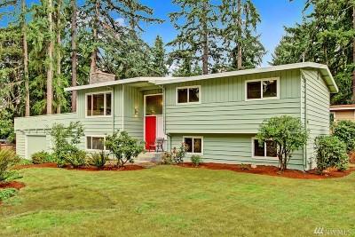 Kirkland Single Family Home For Sale: 8606 NE 135th St