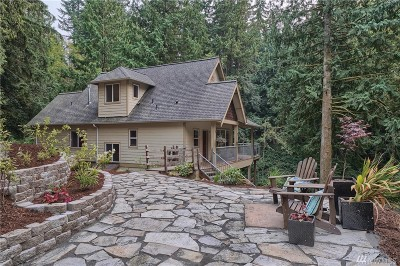 Bellingham Single Family Home For Sale: 14 Stable Lane #A