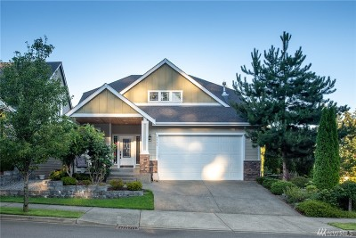 Fircrest Single Family Home For Sale: 1535 Cypress Point Ave