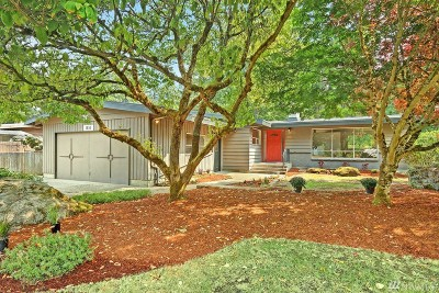 Bellevue Single Family Home For Sale: 1816 151st Ave SE