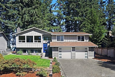 Lynnwood Single Family Home Contingent: 21021 21st Ave W